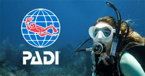Moscow Dive Show is in PADI events list!
