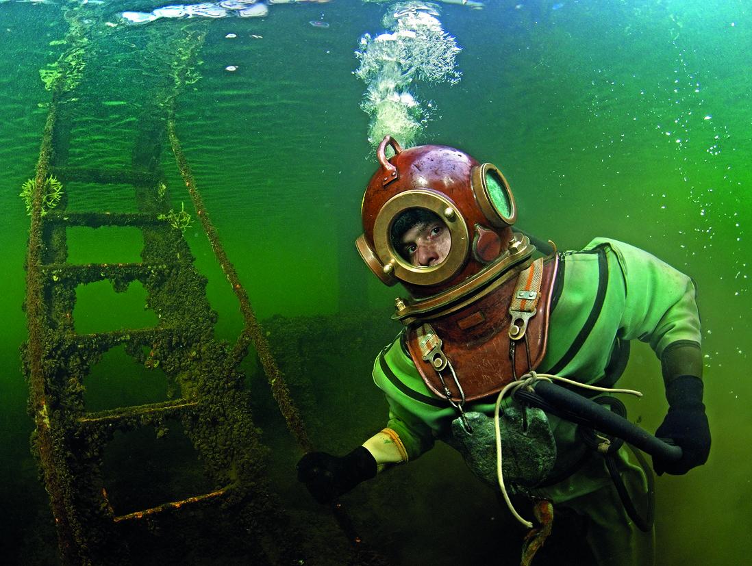 Водолазный проект - Moscow Dive Show