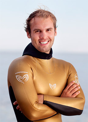 We have invited Alexey Molchanov to be Moscow Dive Show brand ambassador