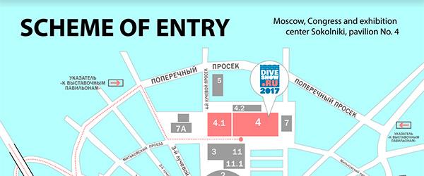 Scheme of entry