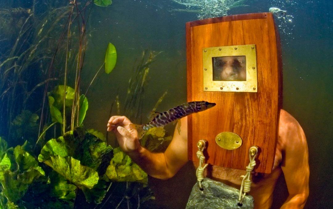 10 секретов Moscow Dive Show 2018
