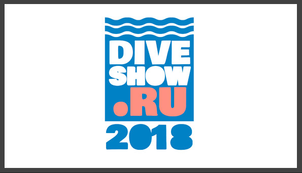 presentation 2018 Moscow Dive Show