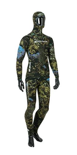 продажа гидрокостюмов для подводной охоты на Moscow Dive Show