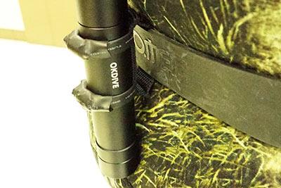 Канистровый фонарь для дайвинга и охоты