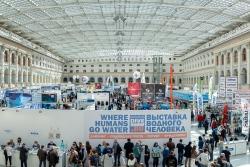 3D-тур по Moscow Dive Show 2021