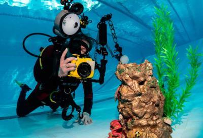 Обучение подводной фотографии
