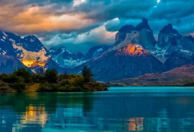 Фьорды Патагонии. Яхтинг во льдах
