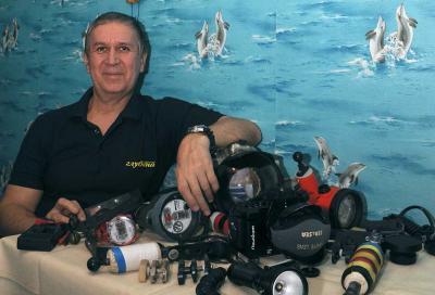О герметичности подводной аппаратуры