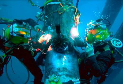 Новинки профессионального подводного снаряжения для подводно-технических работ