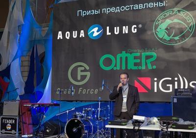 Розыгрыш подводных компьютеров Aqua Lung