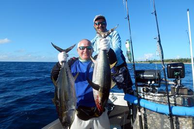 Адреналин Морской рыбалки