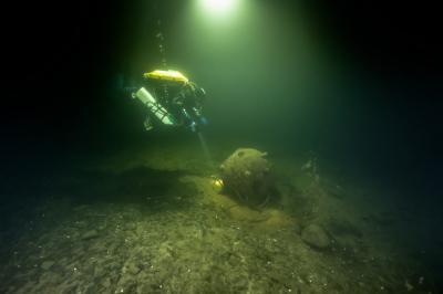Подводная война на Балтике. Щ-320 и Щ-406: история, обнаружение, идентификация.