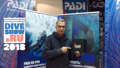 Доступная подводная среда - дайвинг для людей с ОВЗ.