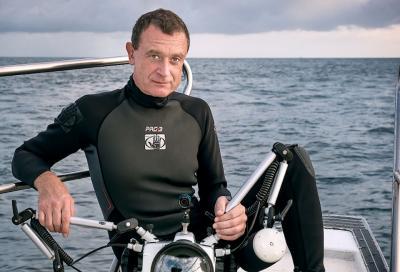 Как красиво снять человека под водой. Работа с моделью, технология съемки, практические советы