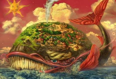 Про Ивана и подводное Чудо-юдо