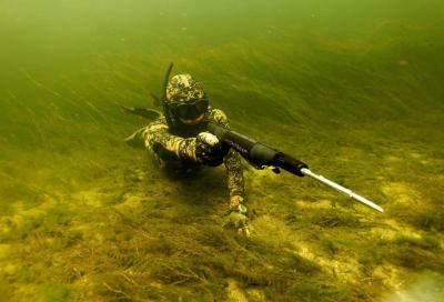 Подводная охота. Первые шаги