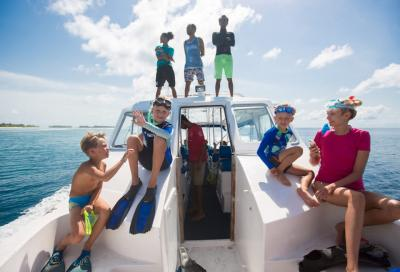 Яхта, как средство передвижения к мечте. Встречи с редкими морскими обитателями.