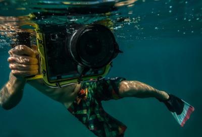 Мастер-класс: Обучение подводных видеооператоров. Интенсив