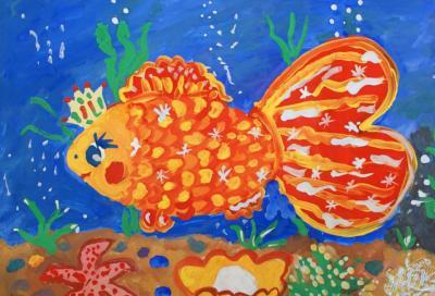 Фестиваль детского рисунка «Рудайверенок — 2019»