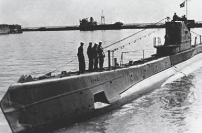 Гибель подводной лодки Щ-317