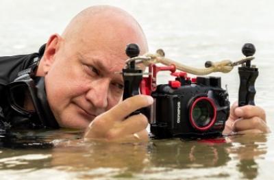 Оlympus под водой: от компакта до беззеркалки