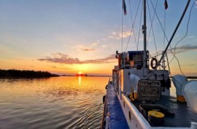 Великие реки России. Ока