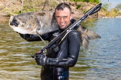 МПО собирает друзей: как дышать на подводной охоте