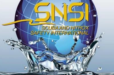 Встреча на стенде SNSI: технические курсы SNSI и курс SNSI Rec Deco diver