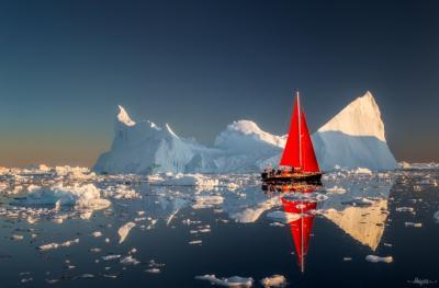 Антарктида, Арктика и Гренландия в экспедициях под парусом
