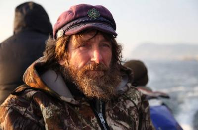 Федор Конюхов, мировой рекорд в Южном океане