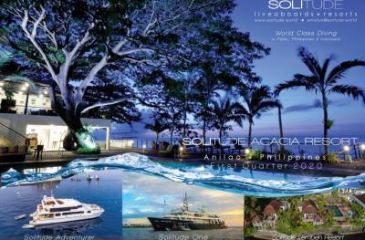 А какой дайвинг выбираешь ты, вместе с Solitude Liveaboards&Resorts?