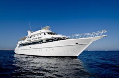 Как выбрать яхту для сафари на Красном море