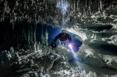 Пещерный час: пещерная фотография