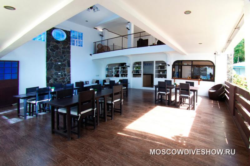 Отель и дайвинг центр DeLuna (остров Миндоро, Филиппины) - скидка 5%