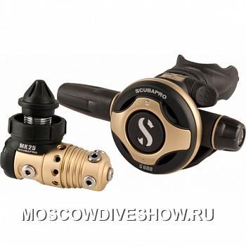 Регулятор Mk25 Din/S600 Gold