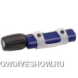 Фонарь светодиодный Mini Q40 eLED Plus, с держателем