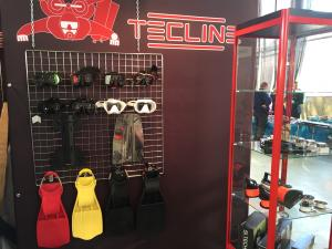 Aquabaltic/TecLine Presents its Latest Products at Moscow Dive Show 2017
