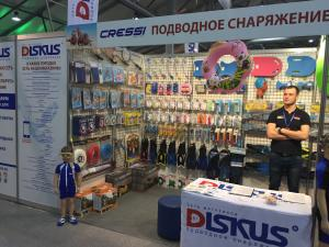 Cressi Presents Complete Collection of Children's Diving Equipment at Moscow Dive Show
