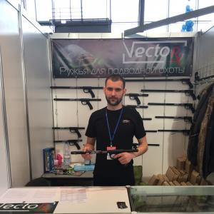Vector has presented its new products at stand E5/4: a gun with an off-centered handle in the company's house style – easy to disassemble, with a handy line release, slim receiver (25mm), and a barrel made of stainless steel. The most popular makes also f