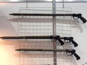 Zelinka Presents its Latest Spearguns at Moscow Dive Show 2017