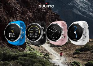 SUUNTO watches at Moscow Dive Show-2018
