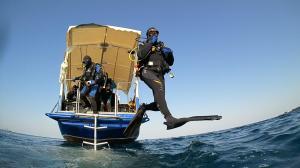 Black Sea Divers is a new participant.