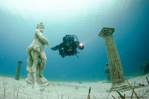 We meet the new participant - the dive-center Underwater World, Cyprus.