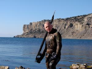 Новинка от Salvimar - костюм Garda Krypsis для российских подвохов
