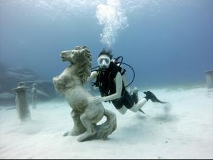 Новый участник Moscow Dive Show - IPA DIVERS CYPRUS