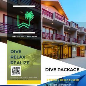 Спец-предложение от Oceanholic & White Sand Dhigurah!