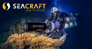 SEACRAFT на Moscow Dive Show!