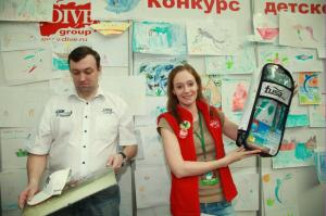 RuDIVE actions and programs on Moscow Dive Show 2016.