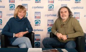 «Жажда Байкала» — новый проект Ольги Каменской и Дмитрия Меламеда