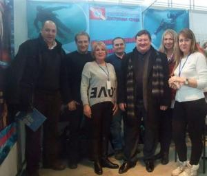 InVertum и Фонд Доступная среда, Светлана Мурашкина о Moscow Dive Show